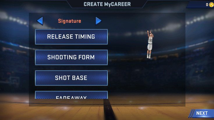NBA2K16 Android