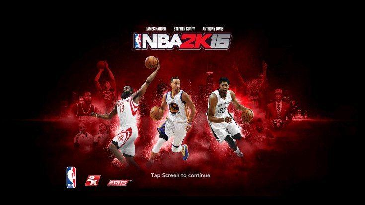NBA 2K16 mobile
