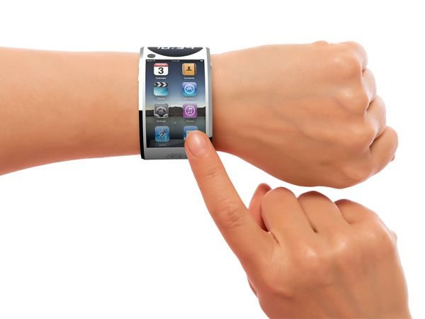 New Apple iWatch concept that oozes class pic 4