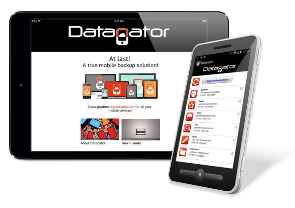New Datanator Sync app for mobile data