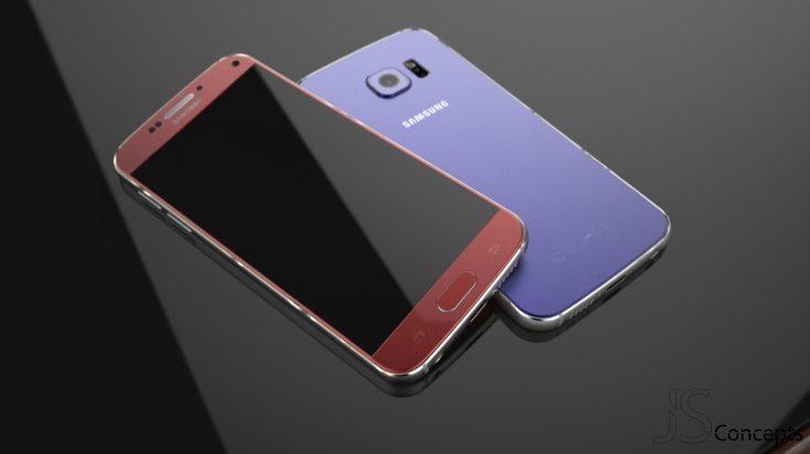New Galaxy S7 design b