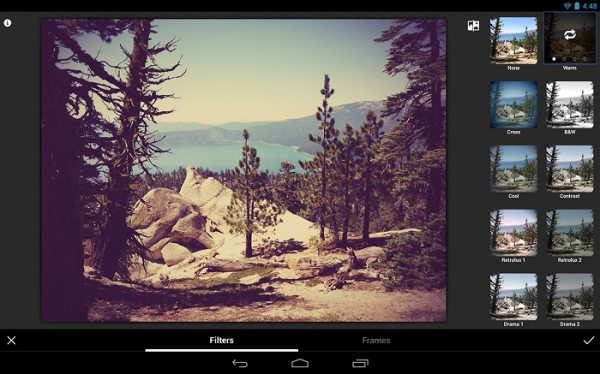 New Google Plus photo features for Android users