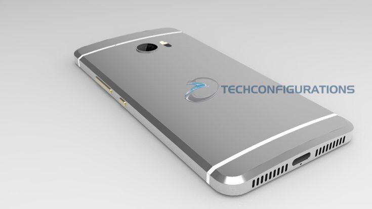 New HTC One M10 renders b