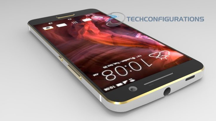 New HTC One M10 renders d