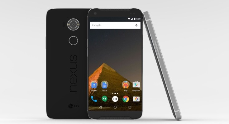 New LG Nexus 2015 design b