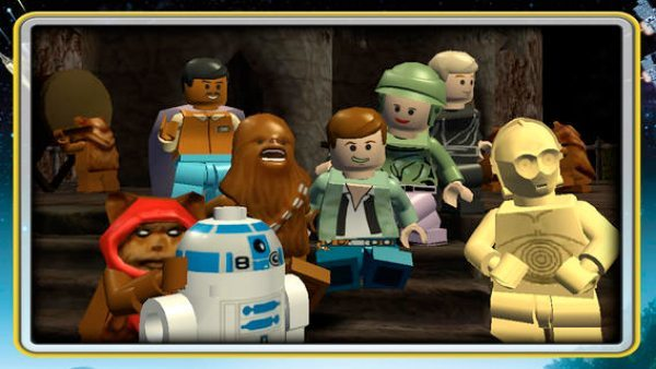 New Lego Star Wars epic adventures for iOS gamers pic 1