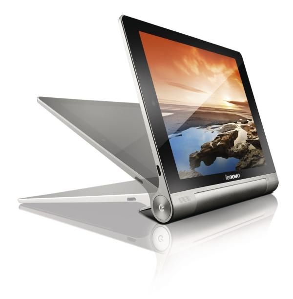 New Lenovo IdeaPad 8 and 10-inch Android Yoga tablets