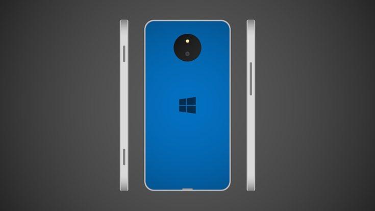 New Microsoft Lumia design b