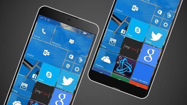 New Microsoft Lumia design c