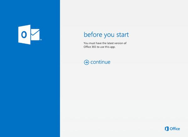 New Microsoft Outlook Web App for iPhone, iPad