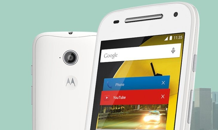 Moto E 2nd gen now official, specs and price