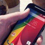 New Moto G 4G LTE