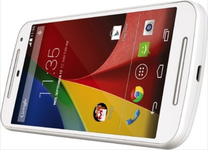 New Moto G price for India and accessories