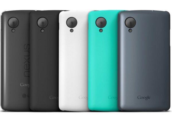 New Nexus 5 Snap Case at Google Play