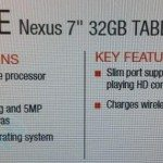 New Nexus 7 2 specs and arrival date hints