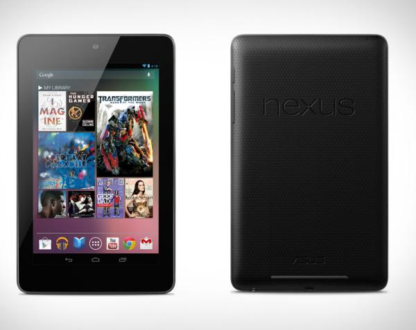 New Nexus 7 possibly seen in Google video before launch