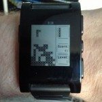 New Pebble smartwatch SDK brings Tetris & more