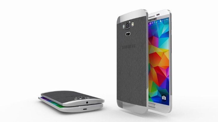 New Samsung Galaxy S6 vision b