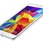New Samsung Galaxy Tab 4 7-inch tablet image leaks