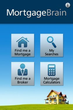 New UK Mortgages product data and calculators app ...