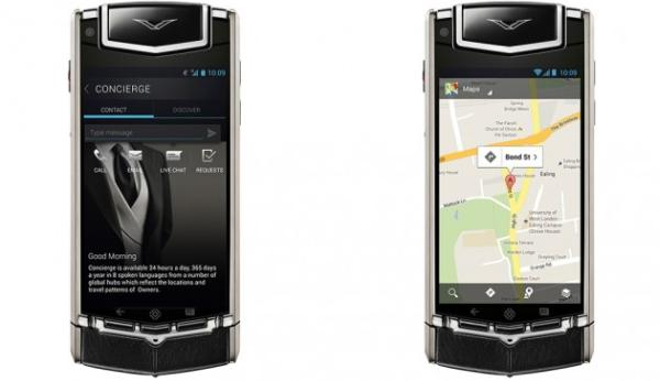 New Vertu TI phone price is ridiculous