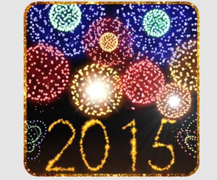 New Year apps b