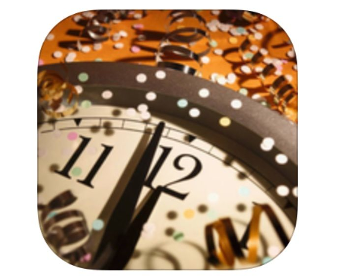 New Year apps