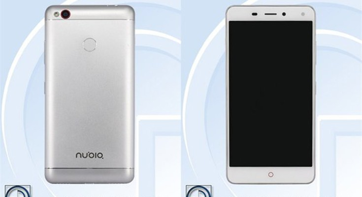 New Nubia Phone with 4,900mAh Battery Spotted on TENAA