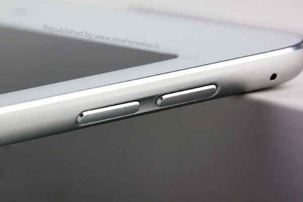 New iPad Air 2 dummy images show design changes