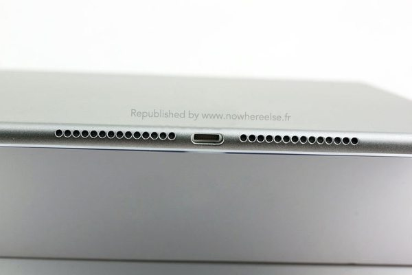 New iPad Air 2 dummy images shown design changes b