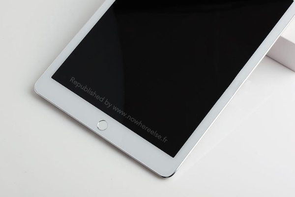 New iPad Air 2 dummy images shown design changes c