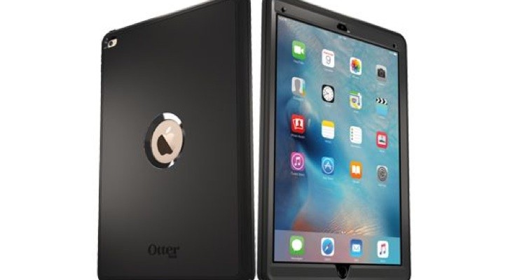 New iPad Pro case in Otterbox Defender Series