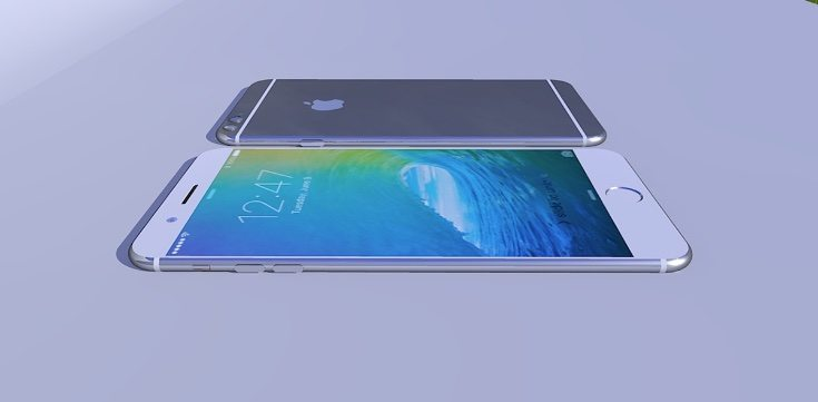 New iPhone 6S render