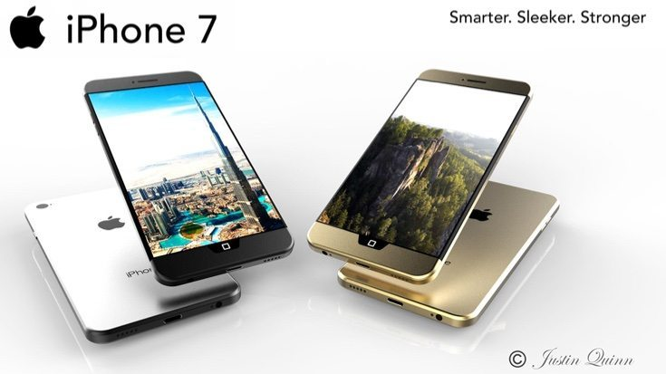 New iPhone 7 concepts d