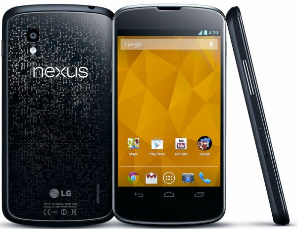 Nexus 4 LTE release rumoured to raise Nexus 5 price