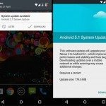 Nexus 4 and Nexus 7 update India