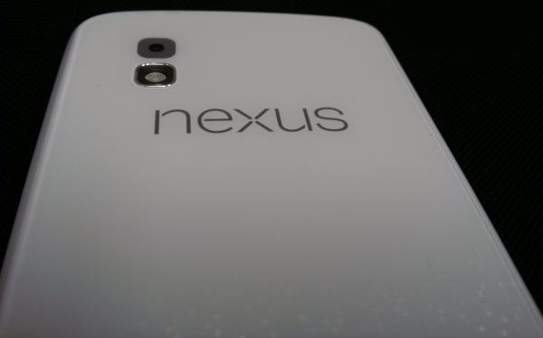 Nexus 4 stock returns with possible white model in tow