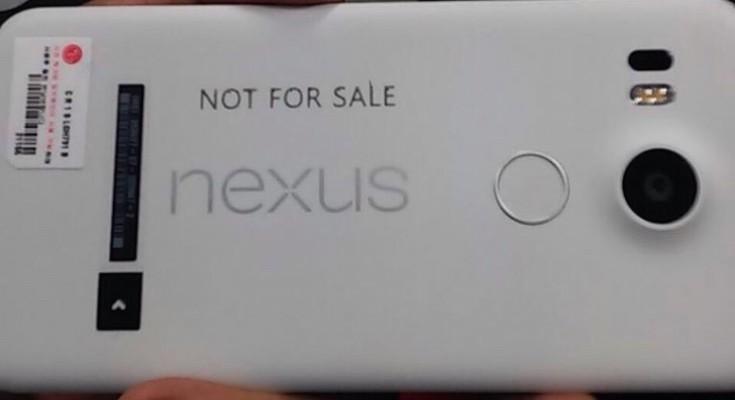 Nexus 5 2015 photo emerges