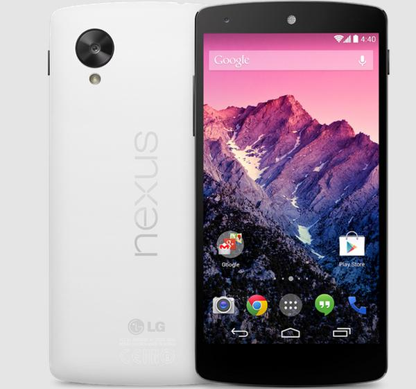 Nexus 5 Canada carriers release and price tipped