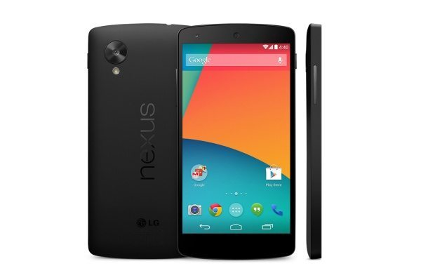 Nexus 5 and 7 go on sale in more countries from Google Play