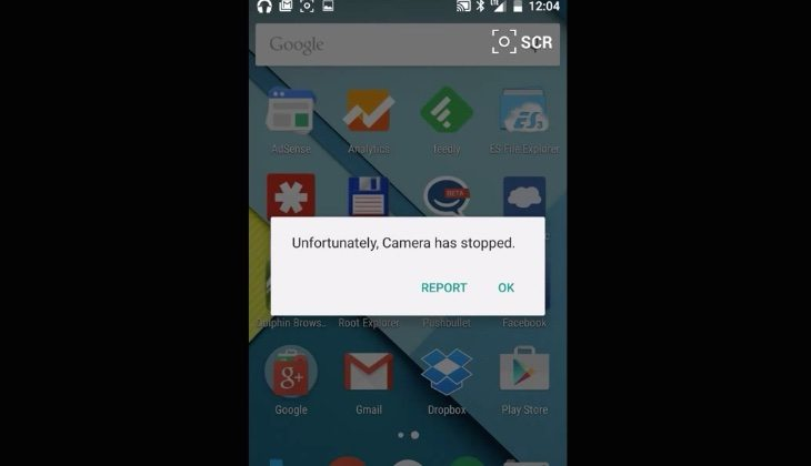 Nexus 5 camera problem from 5.1 Lollipop update emerges