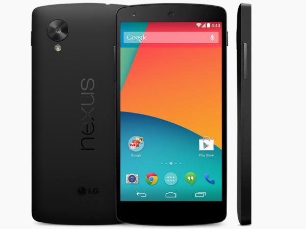 Nexus 5 features