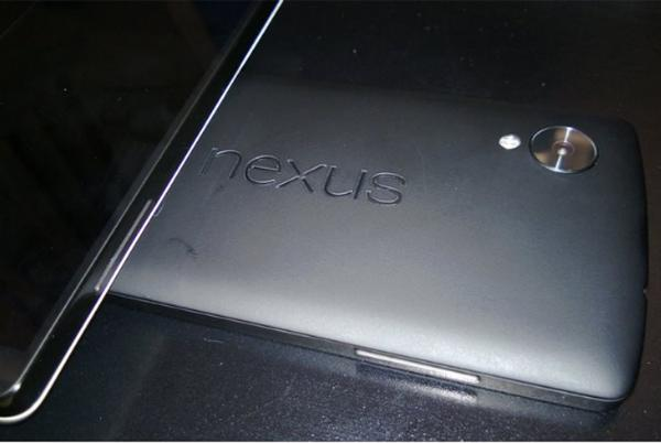 Nexus 5 possibly seen smaller than LG G2