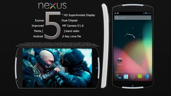 Nexus 5 release date best in autumn pic 1