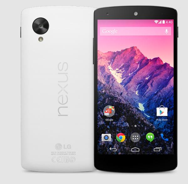 Nexus 5 sells well