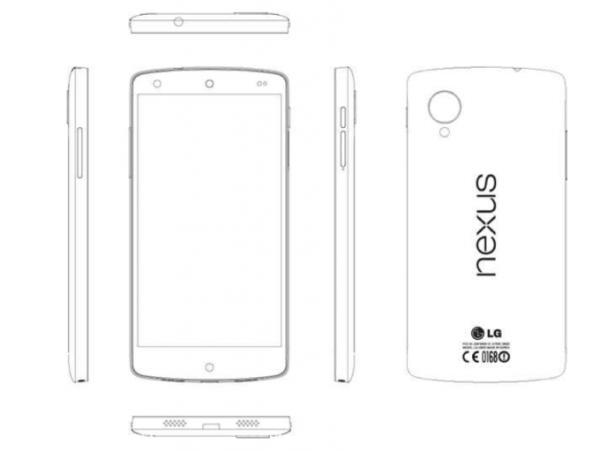 Nexus 5 specs and design seen in supposed manual