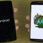 Nexus 5 vs Moto X Lollipop