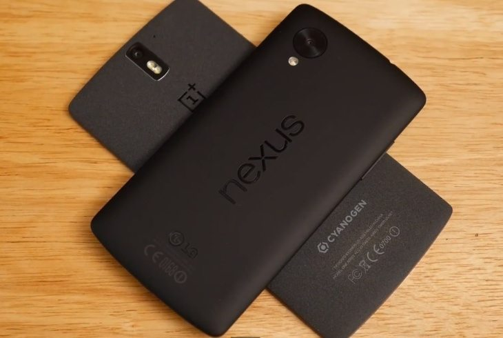Nexus 5 vs OnePlus One b
