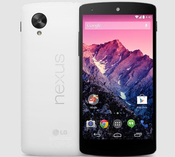 Nexus 5 vs
