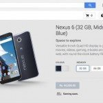 Nexus 6 price for India